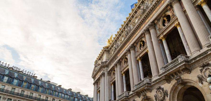 The Paris Opera as you've never seen it before