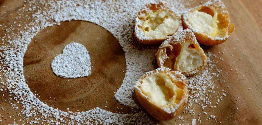 The Saint Honoré; here's the story of a truly delicious treat