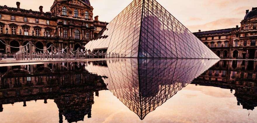 Explore the Louvre Museum