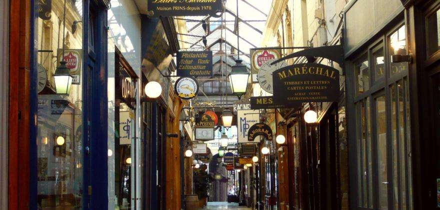 How to Discover the Covered Walkways in Paris?