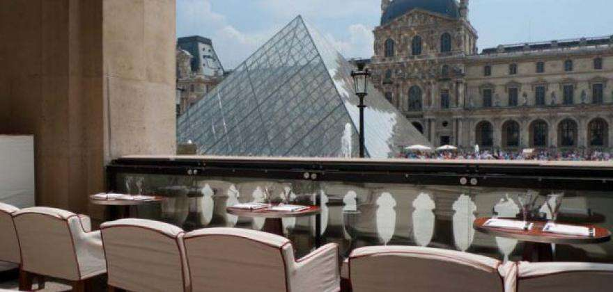 5 places of trendy outputs in Paris