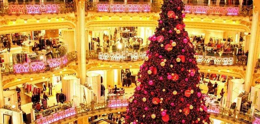 Shopping de Noël : c'est ici !