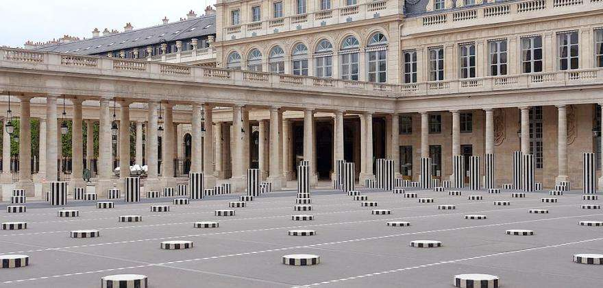 Saint Valentin au Palais Royal