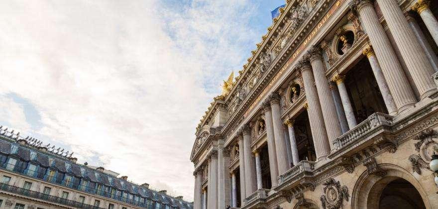 L'Opéra de Paris, comme vous ne l'avez jamais vu