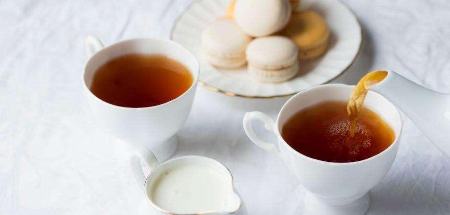 Succumb to the charm of Parisian tea rooms