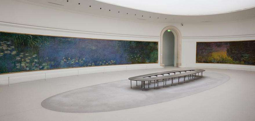 The Orangerie Museum; a pearl in the heart of the Jardin des Tuileries