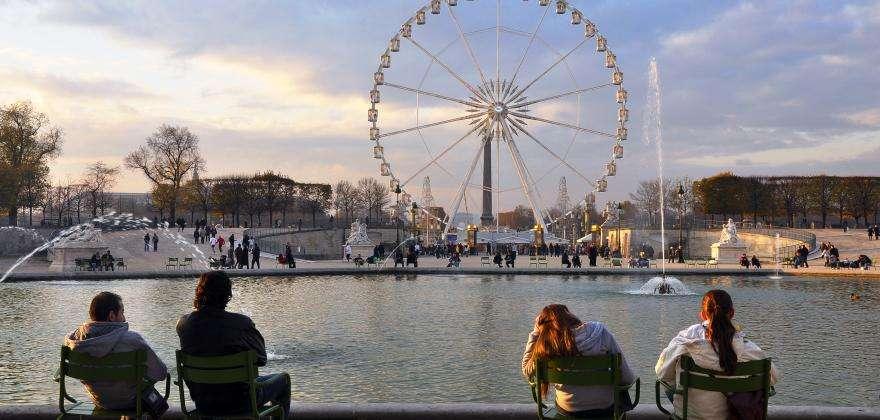 Se mettre au vert en plein Paris
