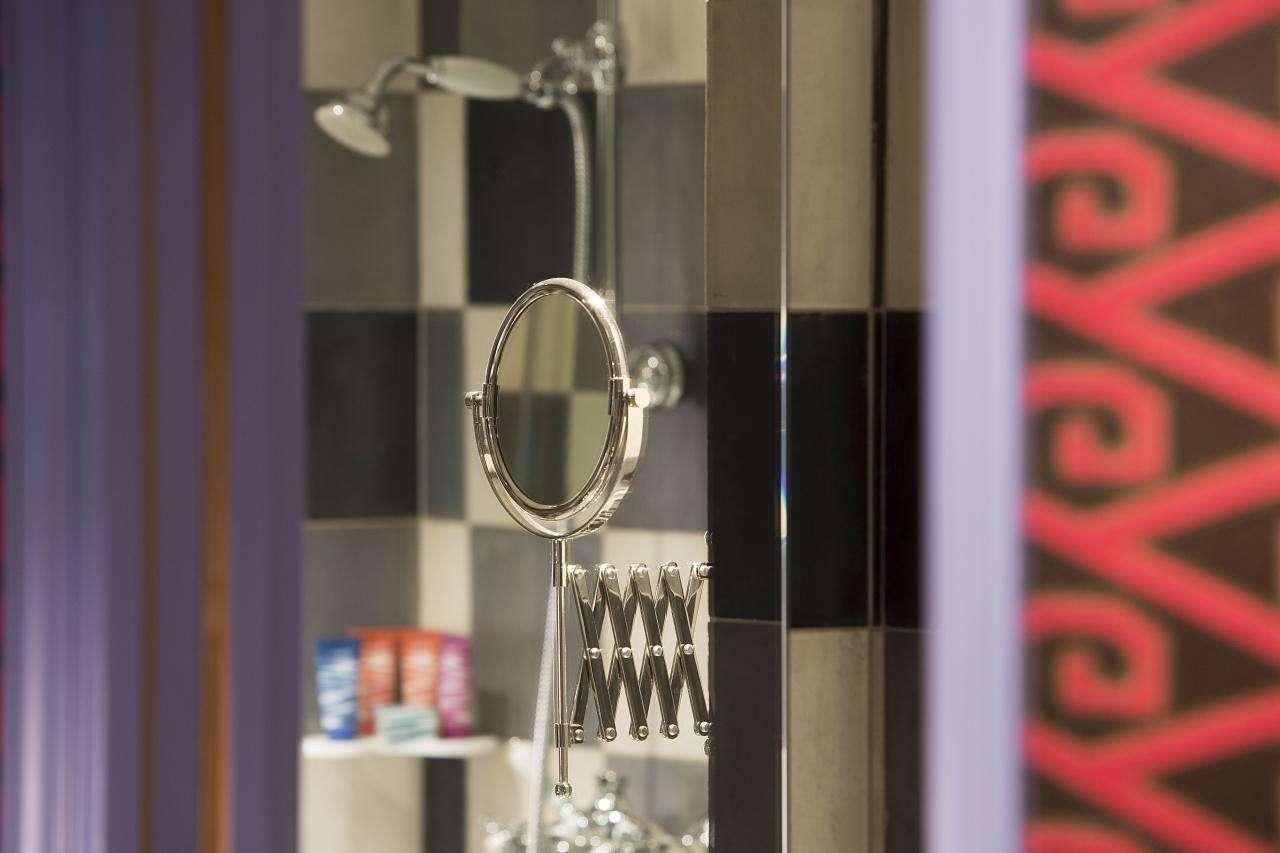 Hotel du Continent - Room - Bathroom