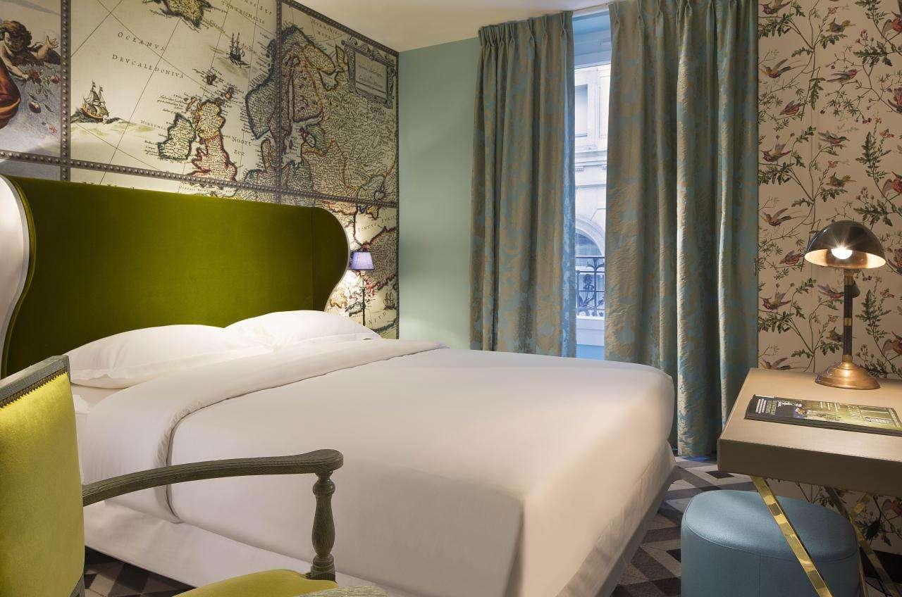 Hotel du Continent - XL Room