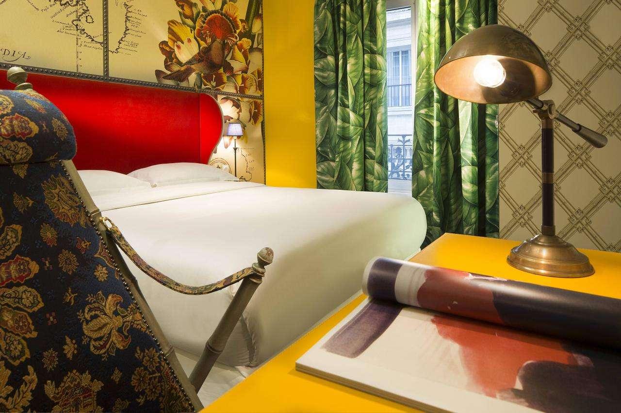 Hotel du Continent - XM Room