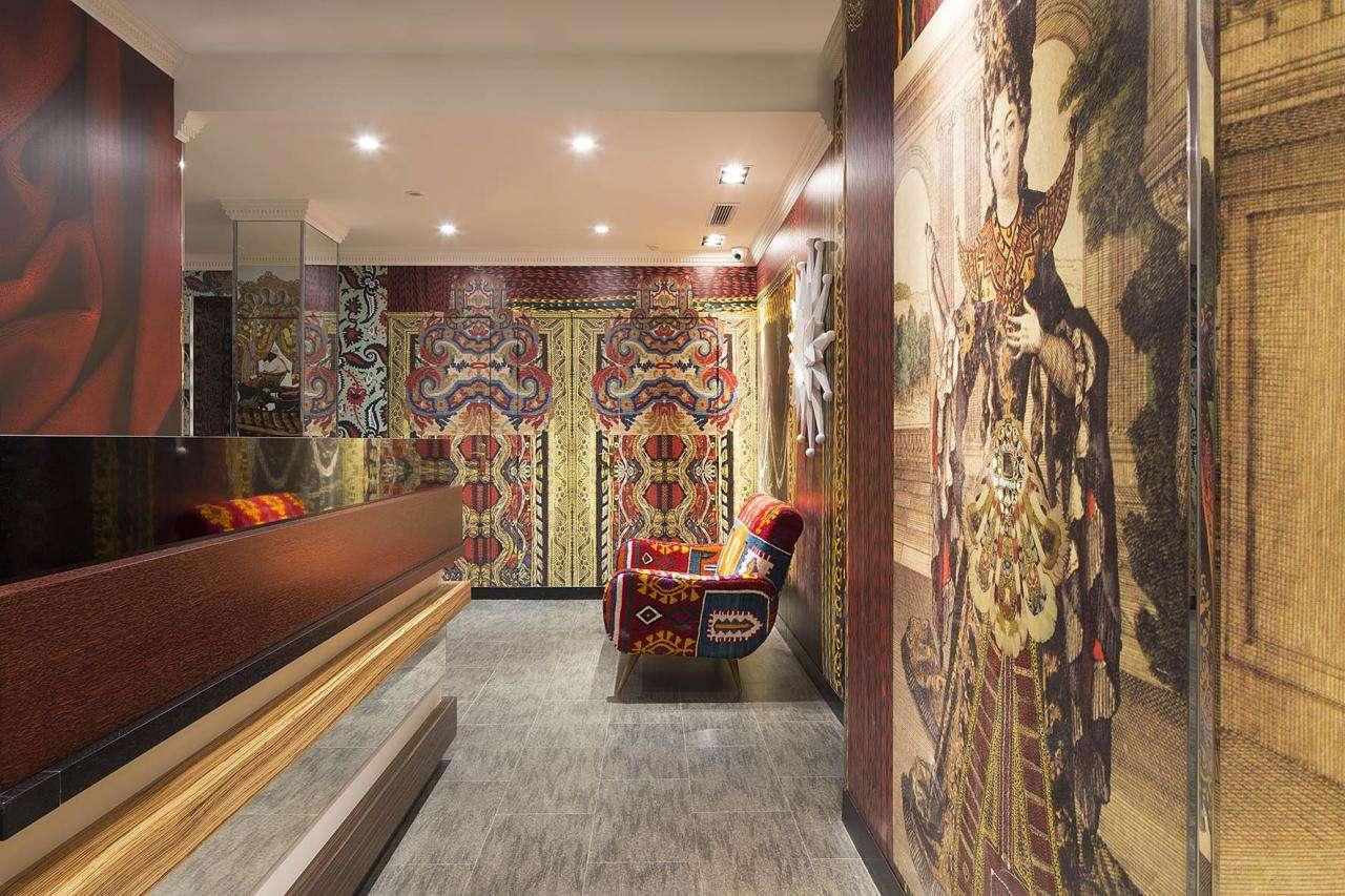Hotel du Continent - Reception